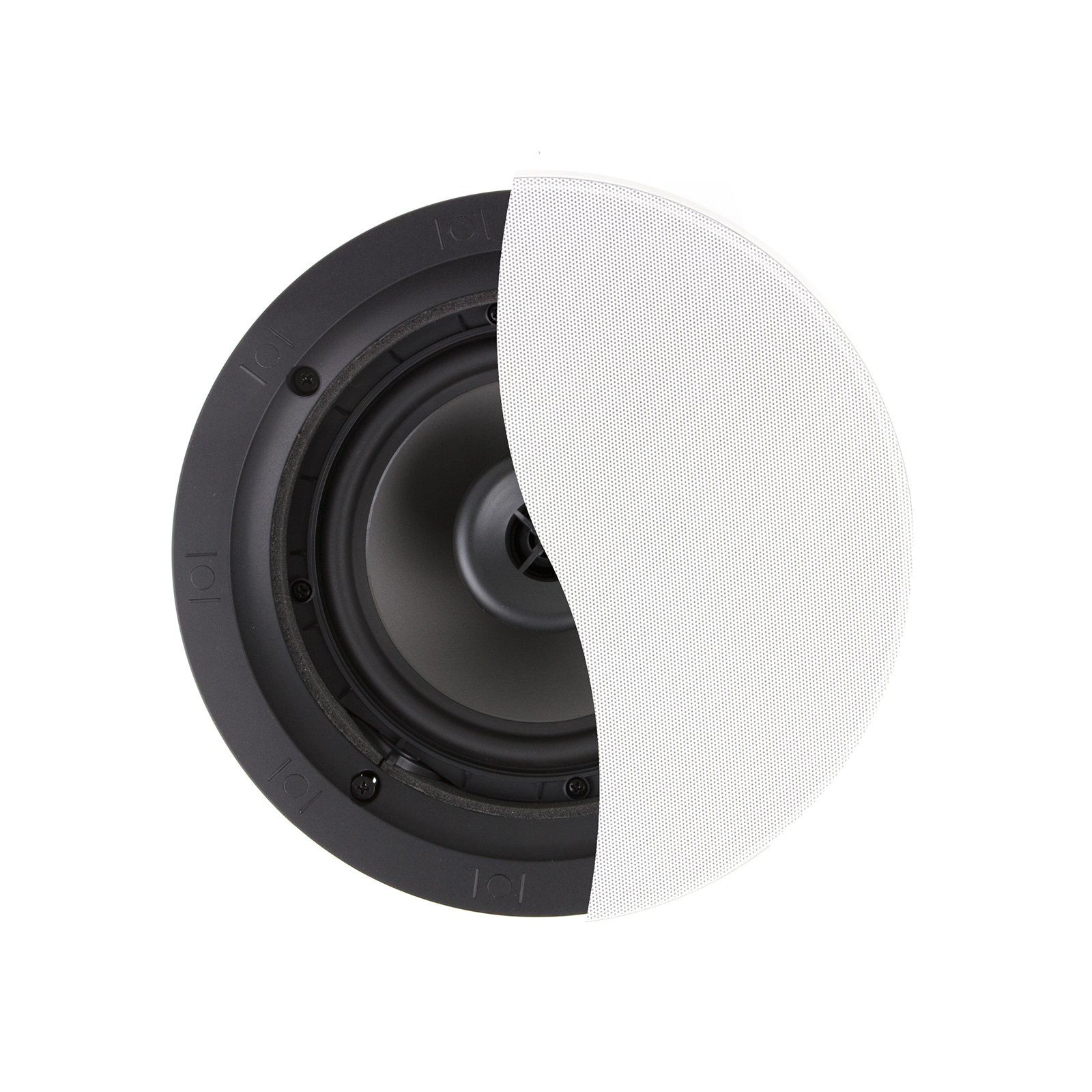 In ceiling speakers examples of garnishes