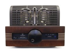 Synthesis ROMA96DC+ lntegrated stereo tube amplifier Wood