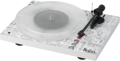 Pro-Ject Art Debut Carbon Esprit SB DC The Beatles 1964 2M-Red