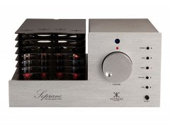 Synthesis SOPRANO lntegrated stereo tube amplifier Silver